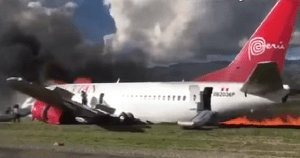 Surviving A Plane Crash