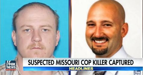 No Surprise Here: Suspected Cop Killer A Wanted Felon