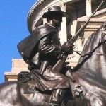 POLICE WARN PROTESTERS: Texas Gun Owners Can Shoot You On Sight If You Mess With Our Statues
