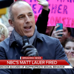 Lauer the Latest, But Will He Be the Last?