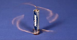 WATCH:  As These Batteries Get Their Groove On