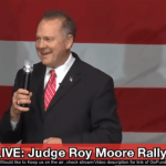 Anti-gun Hypocrisy Rises in Effort to Beat Moore in Alabama