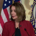 Oh No She Didn't- Nancy Pelosi Makes Mockery Of Government Shutdown