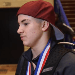 "Texas ""Boy"" Wins Another State Wrestling Championship"