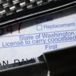 Stunner: WA Loses 11K Carry Licenses in Past 4 Months