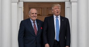 Rudy Giuliani to Join President Trump's Legal Team for the Mueller Probe