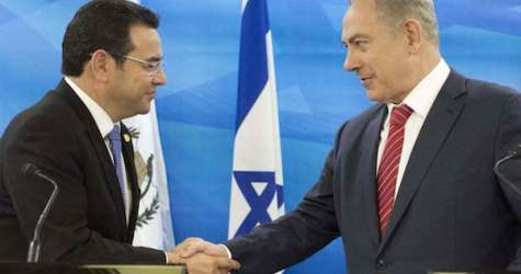 EXCELLENT! Second Country MovesEmbassy To Jerusalem, Just Two Days After US