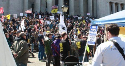 Rights Activists Urge WA SoS to Reject Gun Control Measure