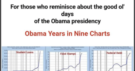 Nine 'Obama Years' Charts That Should Move Any Liberal To Tears!