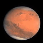 Water On The Red Planet? You Bet!