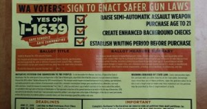 Gun Prohibitionists Go Ballistic over Court Ruling on Anti-Gun Measure