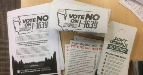 More Lawmen Oppose I-1639; Gallup Majority Against Semi-Auto Ban