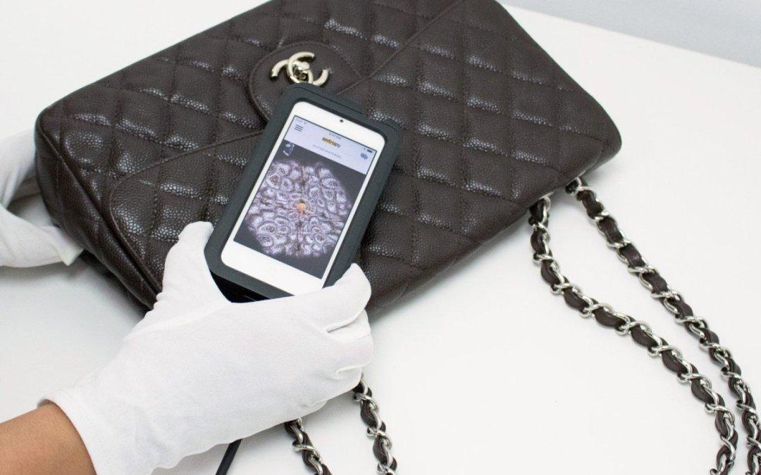 Luxury Handbag Authentication: Introducing Entrupy!
