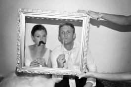 Wedding vintage photo booth hire