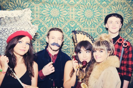 Liberty Pearl Vintage photo booth Une Soiree Inoubliable Charity event Bristol 19