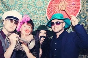 Liberty Pearl Vintage photo booth Une Soiree Inoubliable Charity event Bristol 26