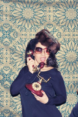 Liberty Pearl Vintage photo booth Une Soiree Inoubliable Charity event Bristol 32