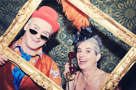 Liberty Pearl Vintage photo booth Une Soiree Inoubliable Charity event Bristol 5