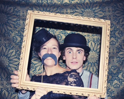 Liberty Pearl Vintage photo booth Une Soiree Inoubliable Charity event Bristol 50