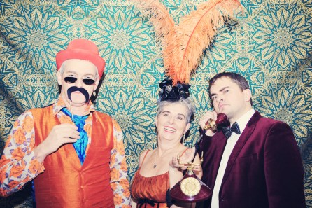 Liberty Pearl Vintage photo booth Une Soiree Inoubliable Charity event Bristol 6