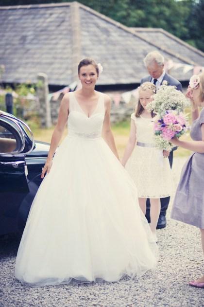 Lydia and Mike - Cornish wedding The Green Cornwall Liberty Pearl wedding photography 29