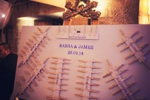 Cornish wedding at Polhawn Fort - Sasha and James