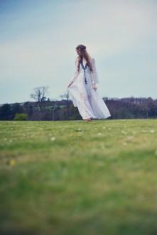 Wedding festival styled photo shoot blue fizz events Clovelly House Devon