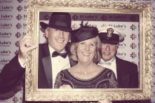 Charity Vintage photo booth - St Luke's Hospice Puttin on The Glitz Plymouth 26
