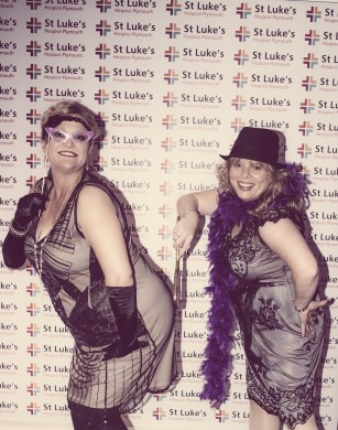 Charity Vintage photo booth - St Luke's Hospice Puttin on The Glitz Plymouth 48