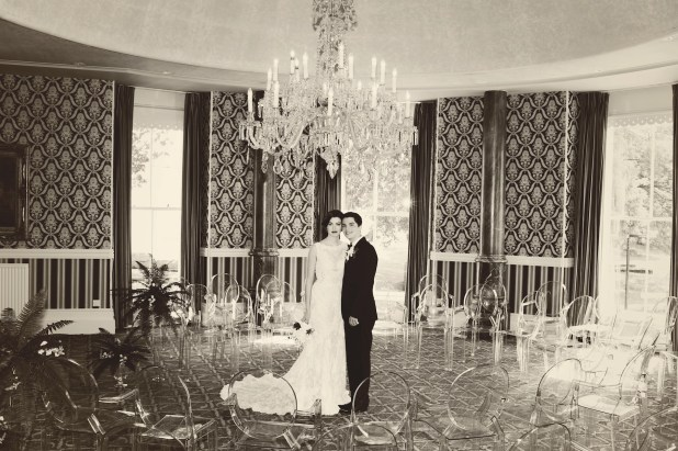 The Duke of Cornwall Hotel Plymouth Vintage styled wedding photography shoot Devon 103