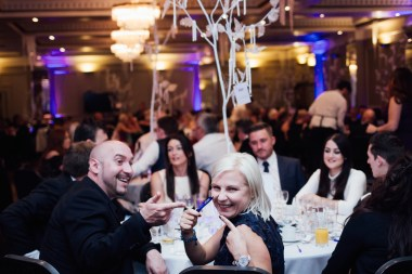Jeremiahs Journey Ice Ball 2015 Duke of Cornwall Hotel Plymouth Charity Event 77