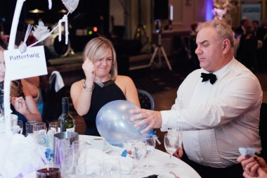 Jeremiahs Journey Ice Ball 2015 Duke of Cornwall Hotel Plymouth Charity Event 79