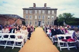 Englich country garden wedding at Kingston Estate Devon photographer 20