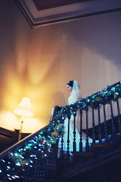 winter wedding Kitley house Plymouth Devon Liberty Pearl Photography 94