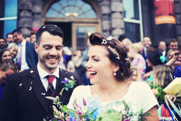 Liberty Pearl natural wedding photographer Edinburgh Scotland Summer Hall 5