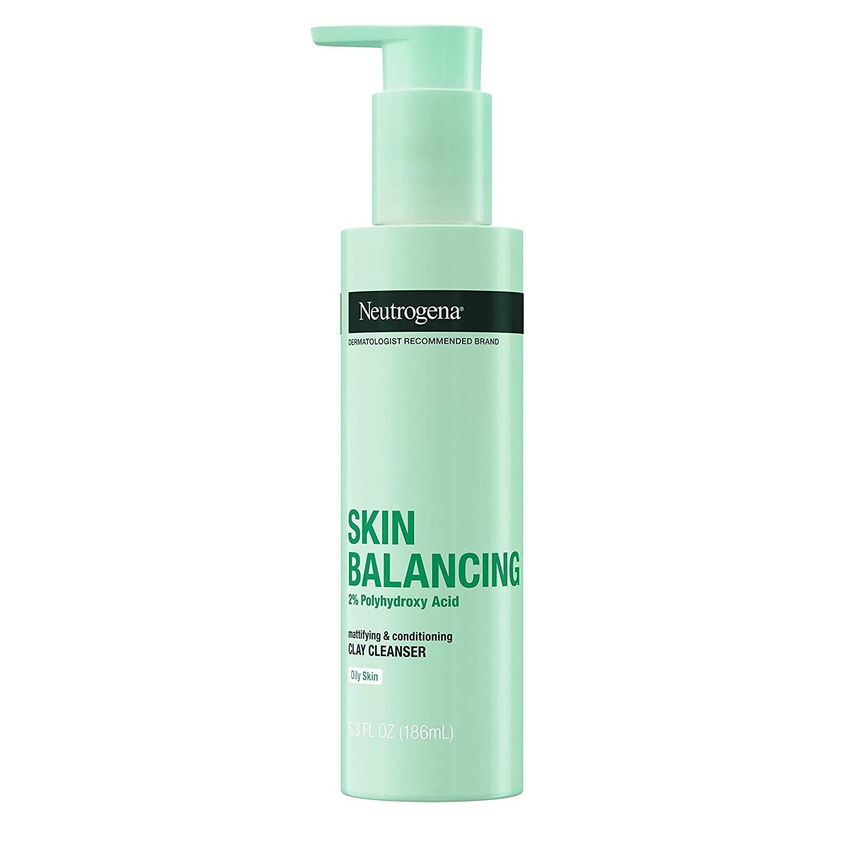 Neutrogena Skin Balancing Kaolin Clay Cleanser