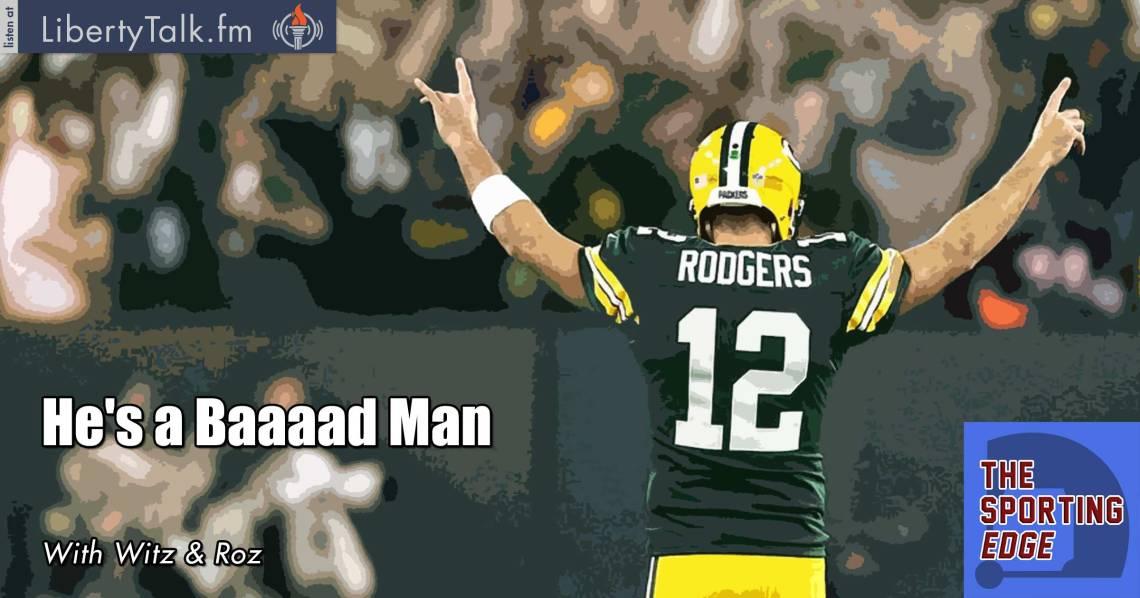 He's a Baaaad Man - The Sporting Edge