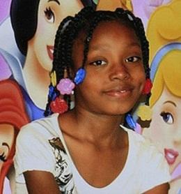 Aiyana Jones shot by militarized police in botched drig raid.