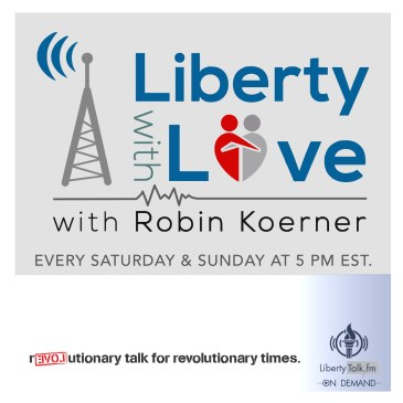 Liberty with Love with Robin Koerner on LibertyTalk FM - DEFAULT On Demand Album Art