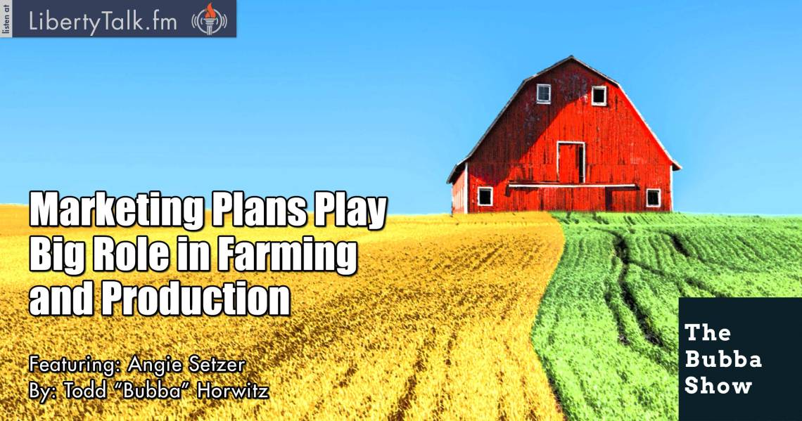 Marketing Plans Play Big Role in Farming and Production - The Bubba Show