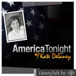 America Tonight with Kate Delaney on Liberty Talk FM - Show LOGO