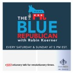 Blue Republican Robin Koerner On Demand Cover Art