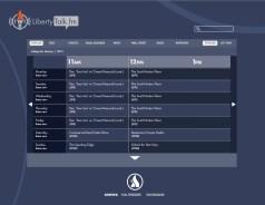 Radio Broadcast Schedule Liberty Talk FM