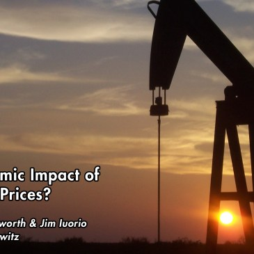 Economic Impact of Lower Energy Prices FEATURED