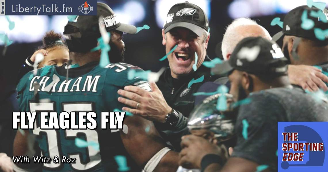 Fly Eagles Fly - The Sporting Edge