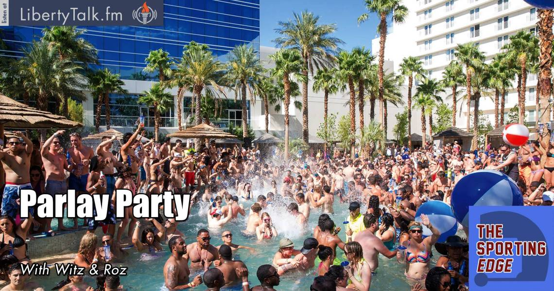 Parlay Party - The Sporting Edge
