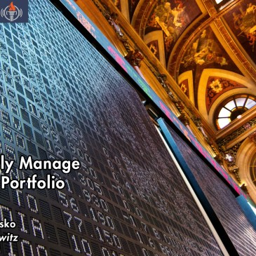 Properly Manage Investment Portfolio FEATURED