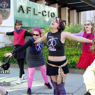 radiRadical Feminism Cheerleaders FEATUREDcal-feminism-modern-side-show-FEATURED
