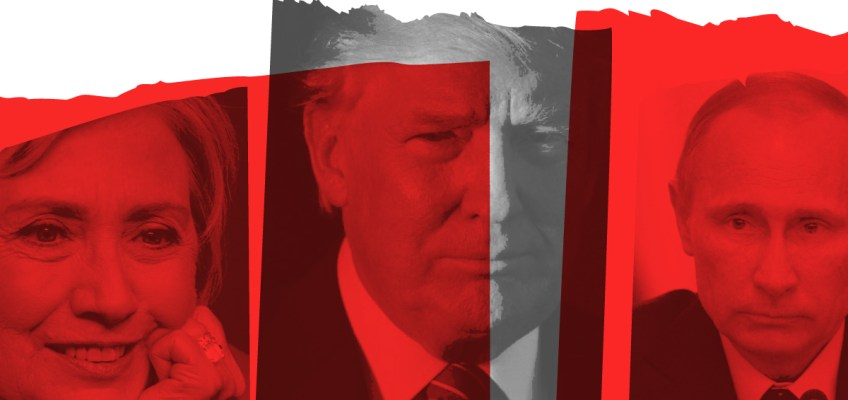 Donald Trump Putin Clinton Siberian Candidate FEATURED IMAGE