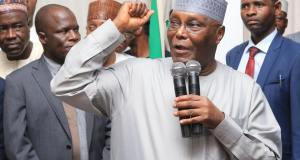 Atiku Abubakar, People's Democratic Party, PDP Presidential Candidate